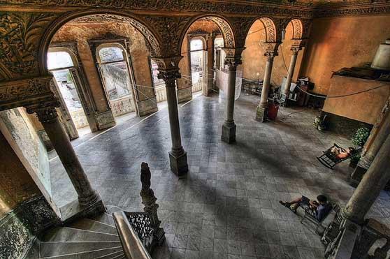 Havana Architecture Malecon